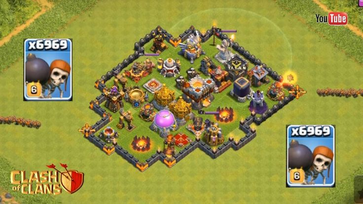 "Clash Of Clans - 3000 Wall Breakers Attack ! 3 STARRING A VILLAGE! WTF! ""FUNNY MOMENTS Clash Of Clans - 3000 Wall Breakers Attack (Massive Clash Of Clans Gameplay) Clash Of Clans - 3000 Wall Breakers Attack ! 3 STARRING A VILLAGE! WTF! ""FUNNY MOMENTSMAX TROOPS VS MIN BASE"" This is kind of different clash of clans attacking video. Most of the videos online are made using regular attacking troops like wizards and barbarians. but in this clash of clans attacking video we have used Wall Breakers"