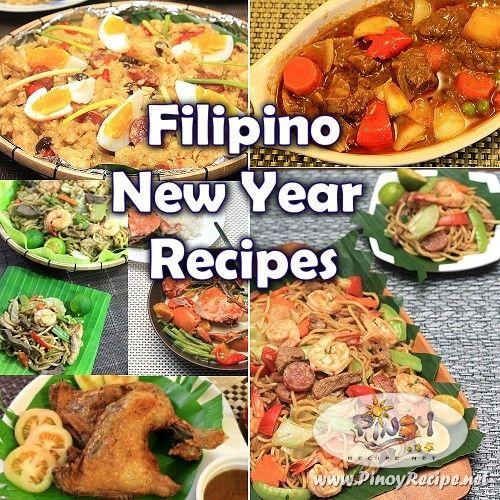Filipino Media Noche Recipes http://www.pinoyrecipe.net/filipino-media-noche-recipes/ #FilipinoRecipesPortal #PinoyRecipe