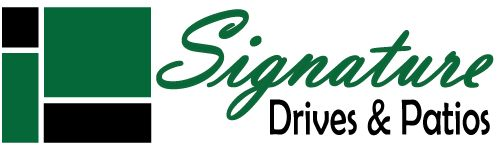 Signature Driveways and Patios logo