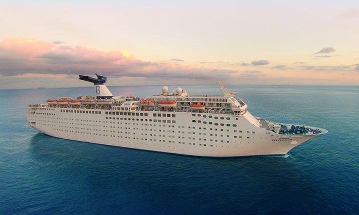 Bahamas Paradise Cruise Line - Port Of Palm Beach: 2-Night Bahamas Cruise Priced for Two People from Bahamas Paradise Cruise Line