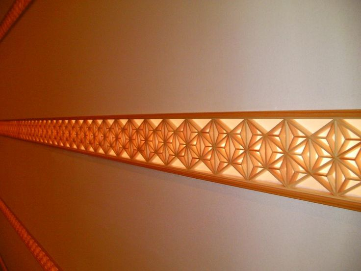 Kumiko-LED-Inlay
