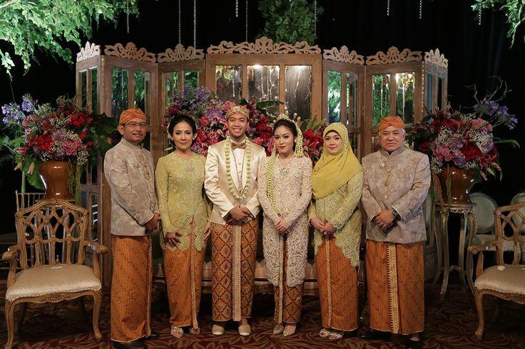 Romantic, Traditional and Modern Wedding ala Tasya and Andy - 2831