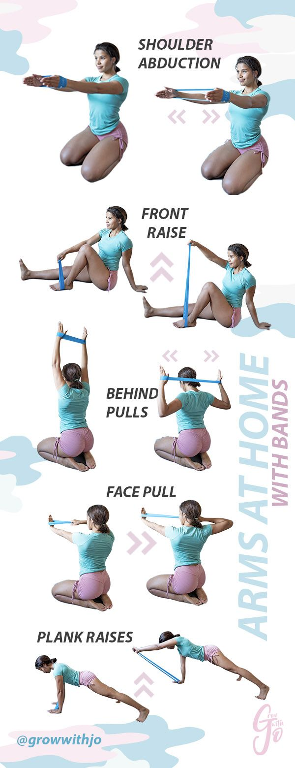 HOME ARM WORKOUT