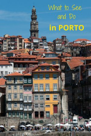 What to see and do in Porto, Portugal. My Porto travel guide and top ten tips for what to see and do in the city.