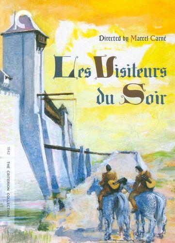 Les Visiteurs du Soir [Criterion Collection] [DVD] [1942]