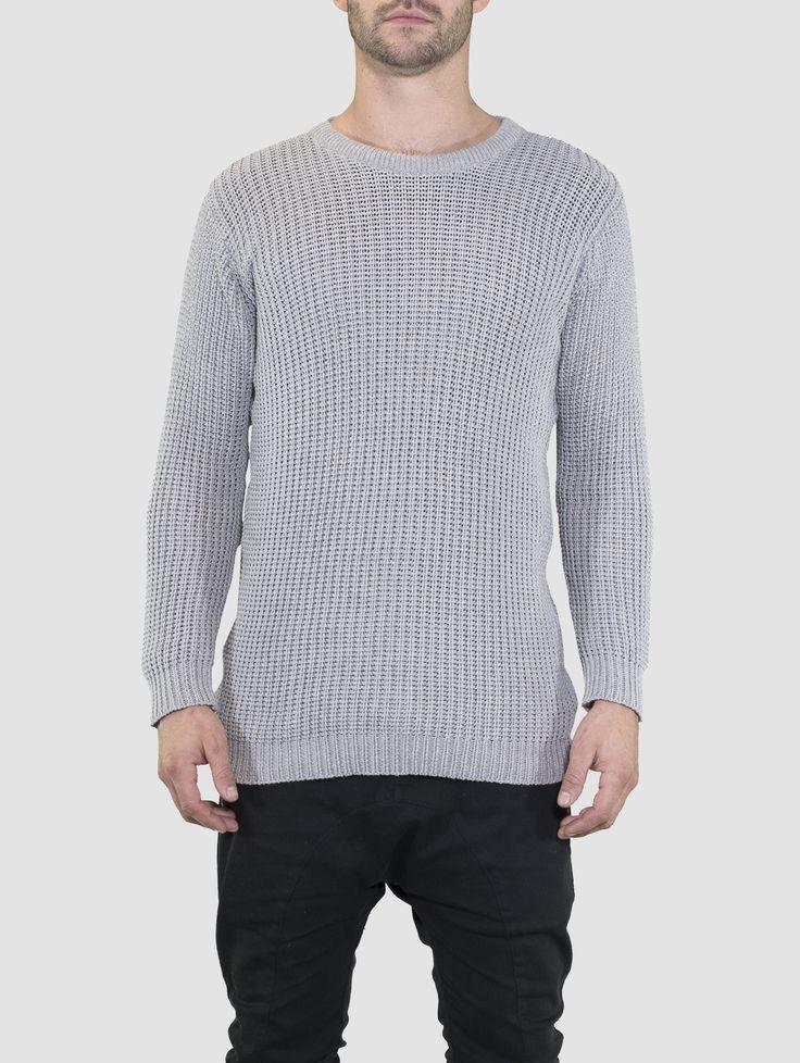 Burton Jumper Grey