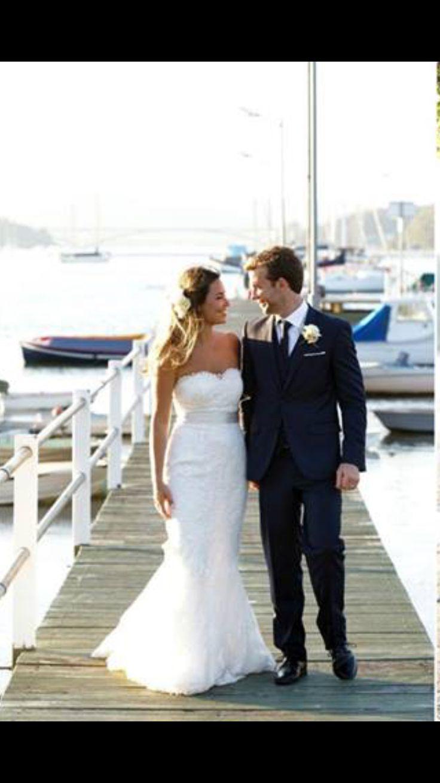 Natural wedding shots