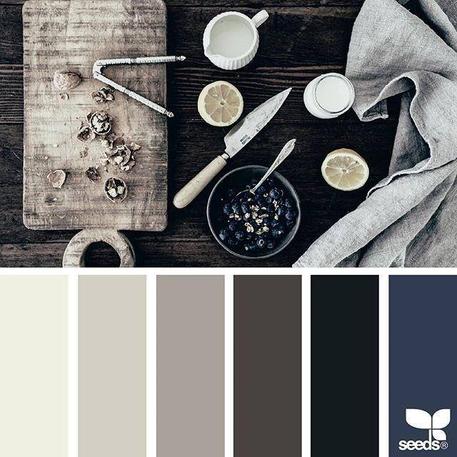 today's inspiration image for { foraged hues } is by @kimklassen ... thank you, Kim, for another incredible #SeedsColor image share!