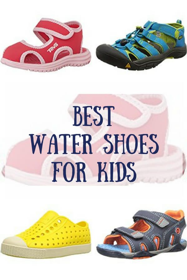 379be3327 The best water shoes for kids and kids sandals for beach and pools ...