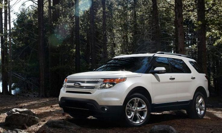 2014 Ford Explorer Limited review notes,pricing,photos,specs ...