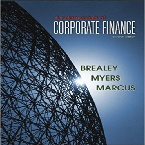 68 best solution manual images on pinterest fundamentals of corporate finance edition by brealey pdf ebook fandeluxe Image collections