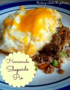 Please follow and like us:3 If you are looking for a traditional comfort food you have come to the right recipe. I consider Shepard's Pie to be one of the best comfort foods. It's super easy to make as well. Which is always a eye catcher for everyone. Did you know that Shepard's Pie is... [Read More]
