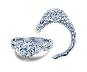 Verragio engagement ringDiamond Engagement Rings, Vintage Engagement Rings, Round Brilliant, Verragio Commitment, Diamonds Rings, Engagementrings, White Gold, Diamonds Engagement Rings, Venetian Collection
