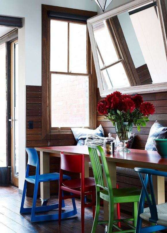 Thanks desire to inspire - desiretoinspire.net - for the brilliant blog post on our April 2013 issue! This story features the home of Justina and Tom Noble. Styling by @Michele Proebstel, photography by Derek Swalwell. Inside Out is available from newsagents, Zinio, www.zinio.com, Google Play, play.google.com/..., Magsonline, www.magsonline.co... and Apple's Newsstand, appstore.com/....