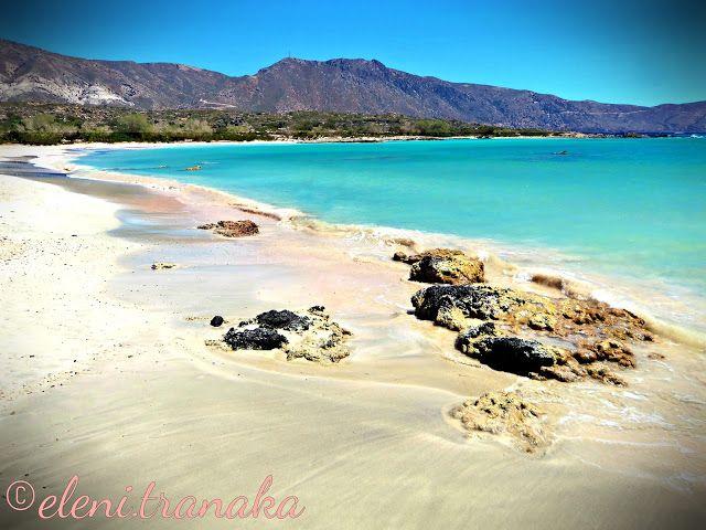 Ελένη Τράνακα: Ελαφονήσι, Χανιά - Κρήτη / Elafonissi, Chania - Crete