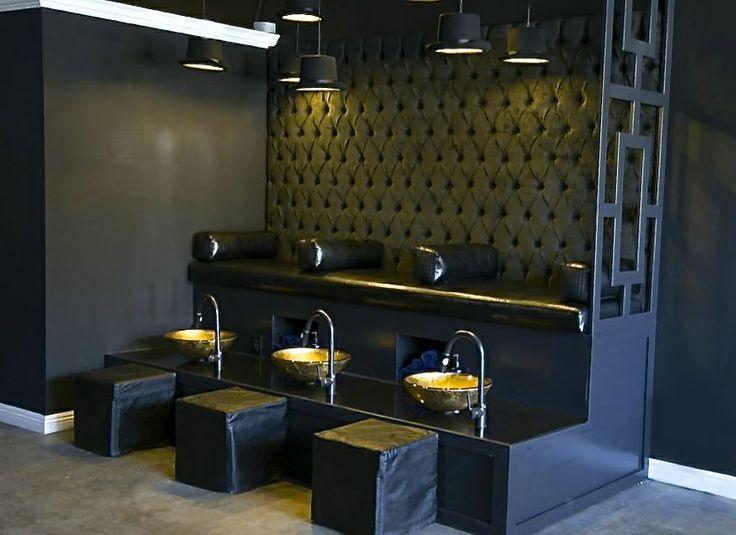Man Cave Hair Lounge : Best the beauty bar images on pinterest barber salon