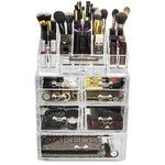 <strong>Acrylic 7 Drawer with Sectional Organizer</strong> by Sorbus
