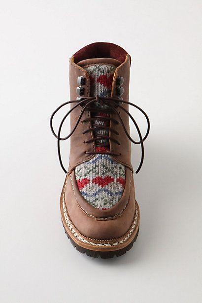 Hiking boots! <3