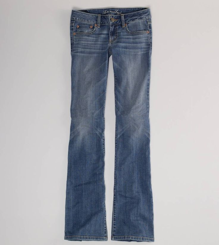 I gotta order me these jeans!!! I only wear American Eagle jeans 4 real..Love them!!!!                            Favorite Boyfriend Jean