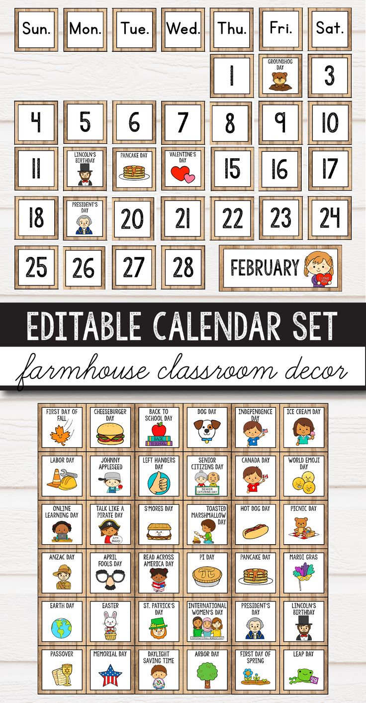 Calendar Ideas For Elementary : Best month labels ideas on pinterest classroom