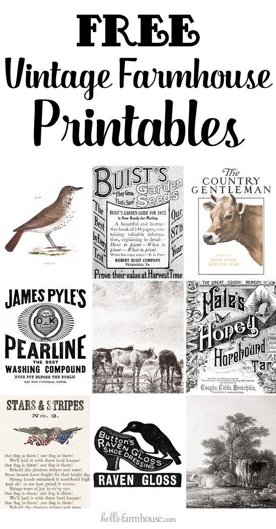 1018 best Printables images on Pinterest | Free printables ...