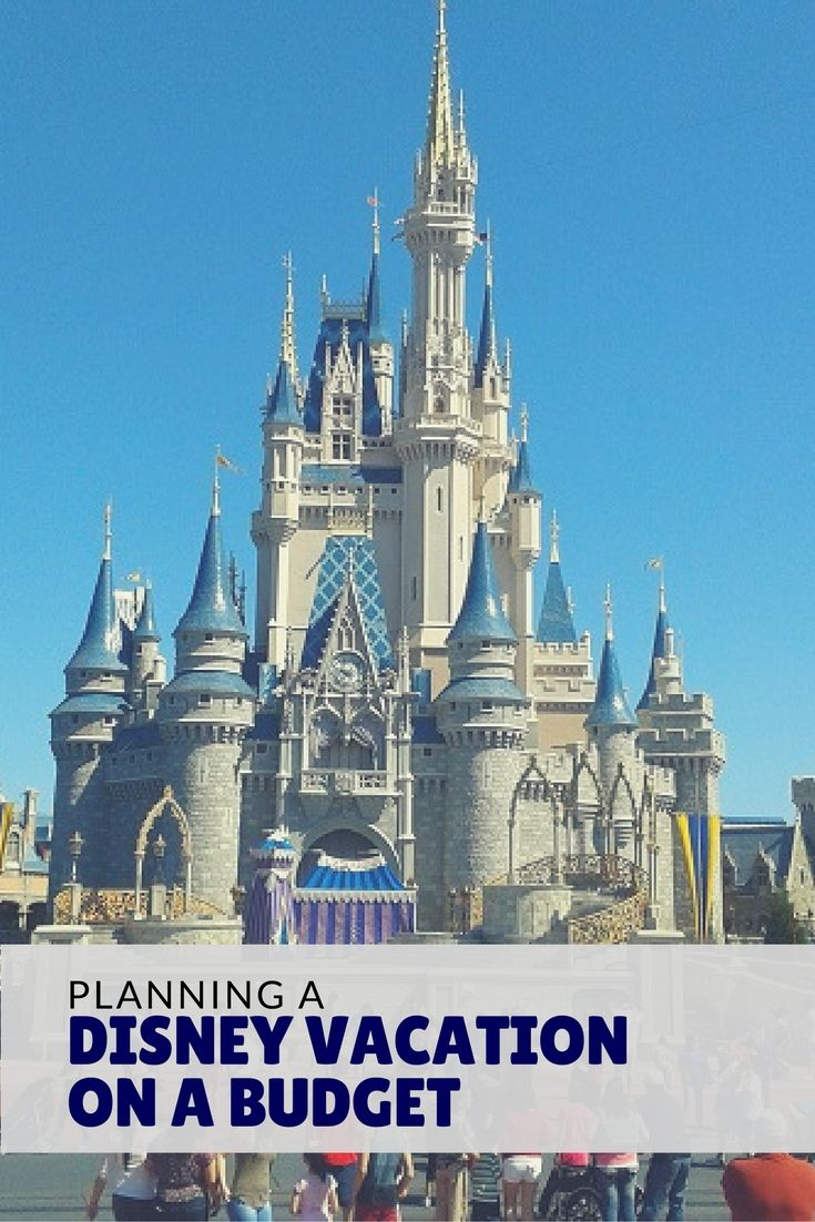 Many people think that a Disney Vacation is out of reach financially, but it doesn't have to be if you know how to budget. via @disneyinsider