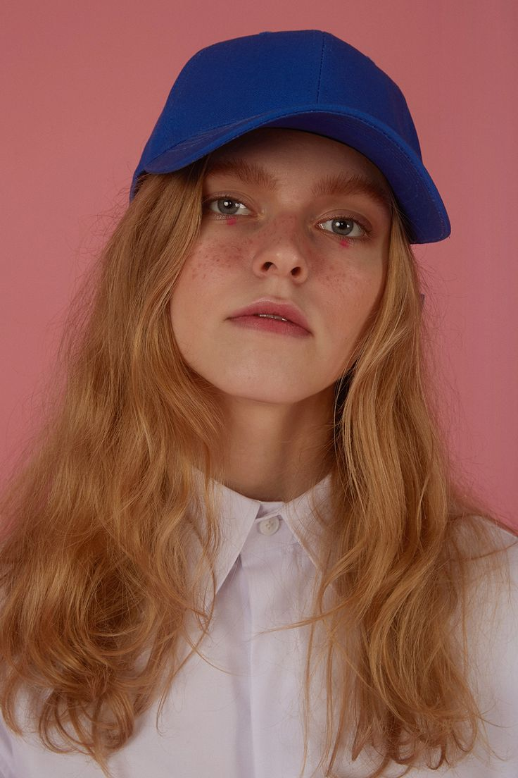 ADER error blue cap
