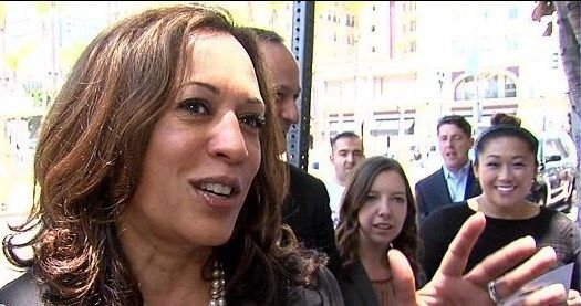 Sitting California Attorney General Kamala Harris claimed an avalanche election night victory over Loretta Sanchez to take over Barbara Boxer's seat in the U.S. Senate for California.