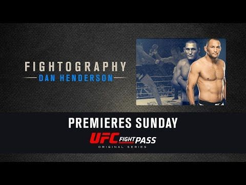 UFC (Ultimate Fighting Championship): Fightography: Dan Henderson Preview