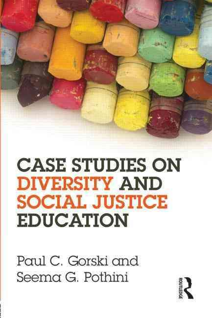 case studies equality diversity issues Produces a more holistic analysis of the issues a company the business case for gender equality case study: better performance through diversity.
