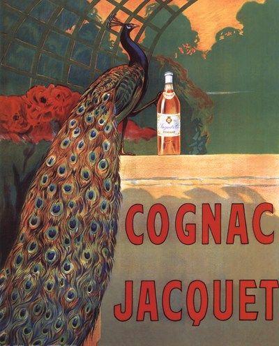 Cognac Jacquet, Art Print by Leonetto Cappiello