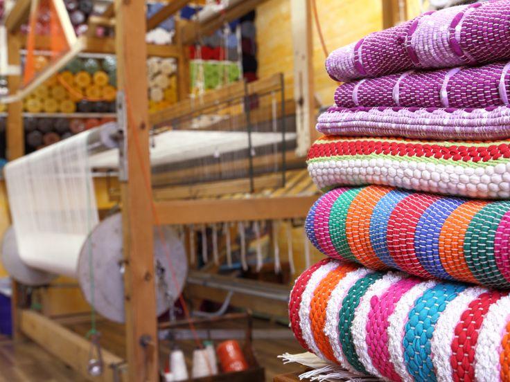 #Weaving In #Crete - #Kurelu Project http://www.cretetravel.com/activity/weaving-in-crete-kurelu-project/