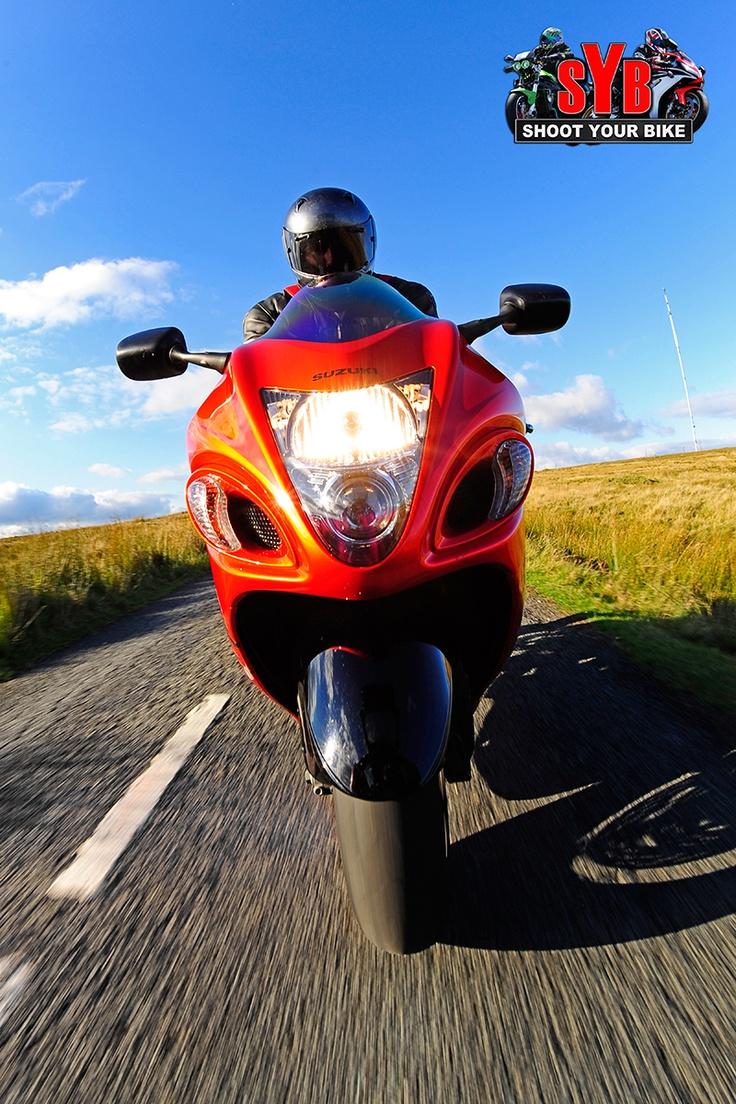 Suzuki Hayabusa GSX1300R   Motorcycle Photography By Si Mason  Www.shootyourbike.co.uk