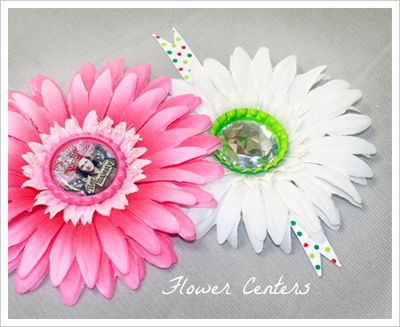 flower bottlecap craft