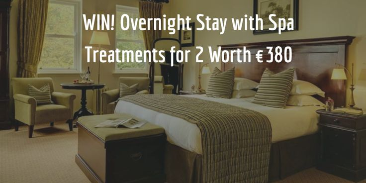 #COMPETITION WIN! Overnight Stay for 2 with Spa Treatments worth €380 at Mount Falcon. During your stay enjoy a 60min treatment each. Indulge in a delicious breakfast the following morning to set you up for the day. To Enter simply Answer the Question via the Link #GoodLuck
