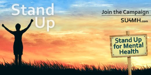 Stand Up for Mental Health Campaign