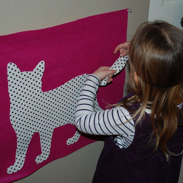 Tangled Threads by Jen: A Cat Themed 4th Birthday Party