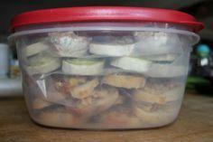 Bouchées à congeler | Bouchées fromage et bacon, rouleaux à la pâte feuilletée (pesto basilic et pesto tomates séchées)