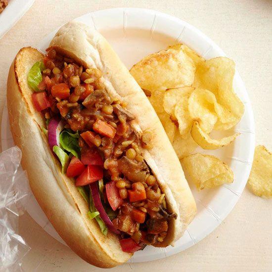 Meatless Monday vegetarian recipe ideas