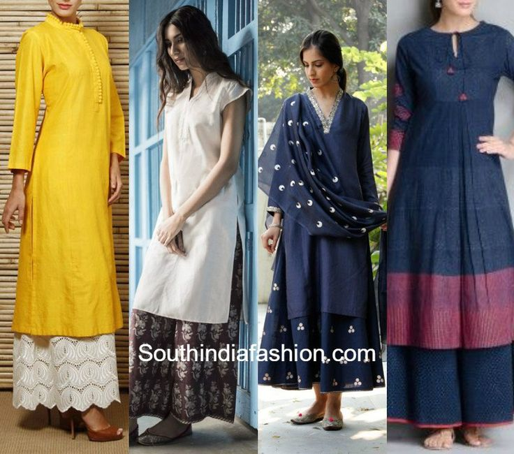 The combination of kurtas with palazzos is one of the hottest trends of this season. This modest and fashionable outfit can be easily dressed up or down and can be flaunted in endless different ways. But, if there has to be one Indian outfit that will rule this summer then this is it. A pair …