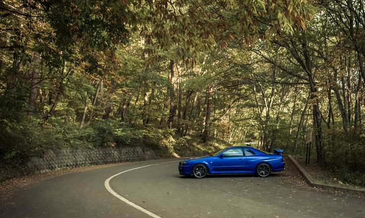 """You are viewingBlue Nissan Z350 tuning wallpaper from Cars category. To download this wallpaper, choose your desktop resolution bellow picture and in new window right click on the wallpaper, and select option """"Save as Background""""."""
