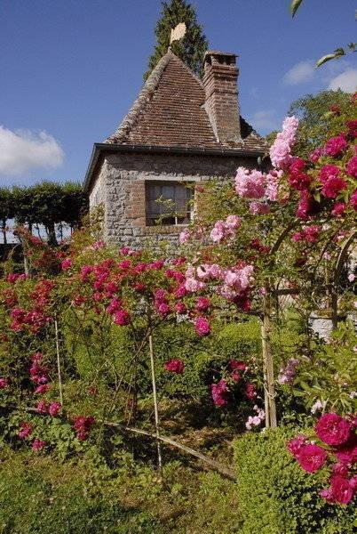Jardins Henri Le Sidaner © CDT Oise