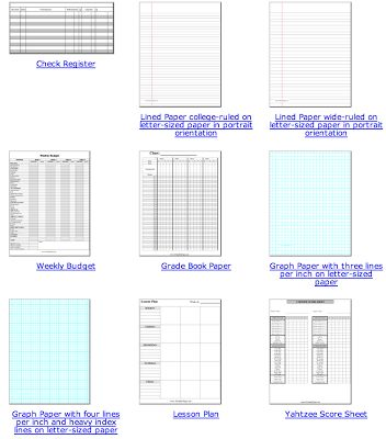 20+ Free Again to Faculty Printables for Lecturers