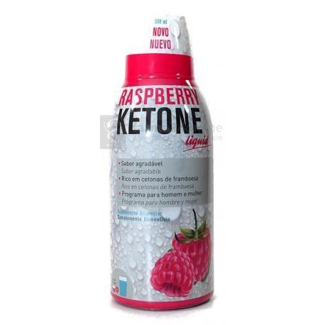 Raspberry Ketone (Cetonas de Frambuesa) Liquido 500 ml. Raspberry Ketone Liquido (Cetonas de Frambuesa) 500 ml. Tratamiento para la pérdida de peso sin stress, sin pasar hambre. Raspberry Ketone es el suplemento dietético para reducir la ob