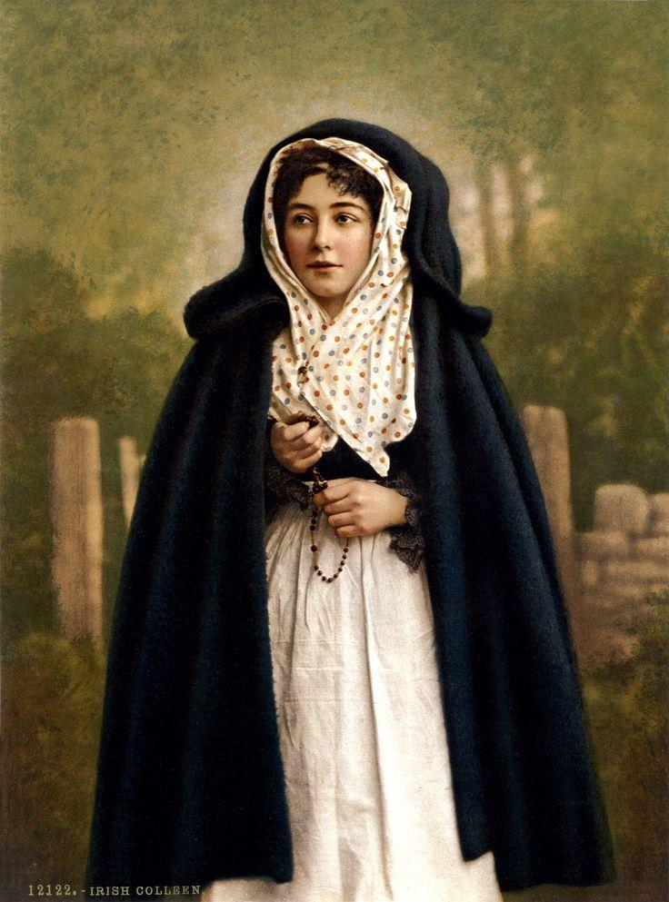 Traditional irish clothing for women