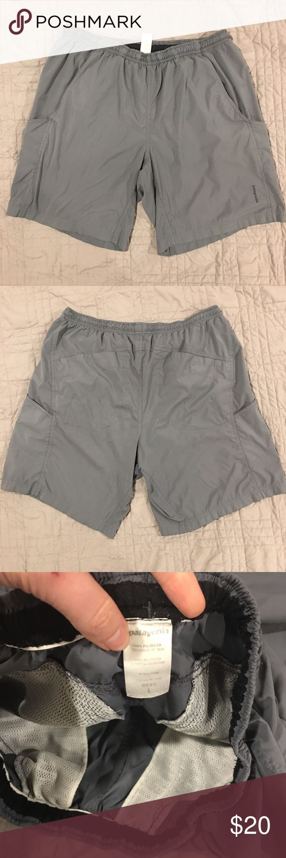 Men's Patagonia Shorts Men's Patagonia shorts in good used condition. 100% polyester. Patagonia Shorts