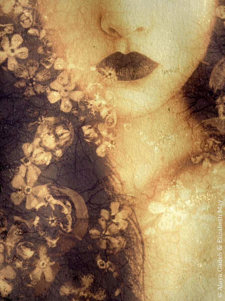 © Alaya Gadeh & Elizabeth May  print exclusivley available at artistrising.com