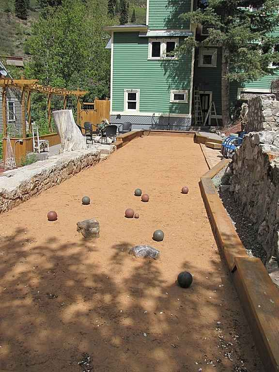 1000 Images About Beach Bocce Court Place On Pinterest