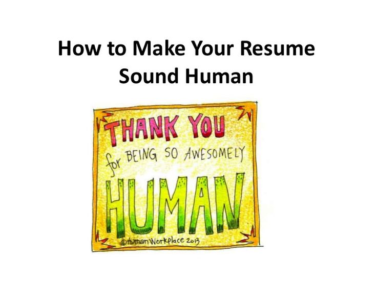 25+ unique How to resume ideas on Pinterest Resume skills, Job - how to make your resume