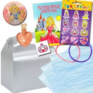 Girls Party Gift Box - PGB042